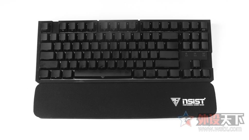 iNSIST G55 PRO机械键盘体验评测:原厂轴加持